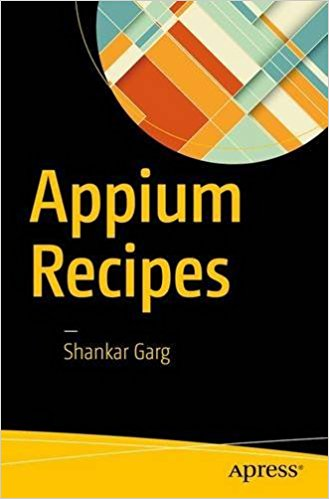 Appium Recipe