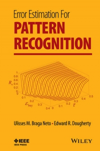 Error Estimation for Pattern Recognition