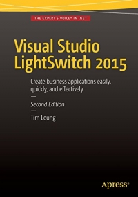 Visual Studio Lightswitch 2015, 2nd Edition